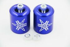 Handlebar Bar End Slider For Yamaha R1 (1998-2012) / R6 (2006-Up)/ FJR1300 Blue