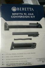 Beretta 92 / 96 22lr conversion kit : 2) 10 rd. magazines - - - new