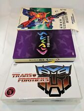 Transformers 20th Anniversary Generation 1 Rare Japanese Import 24 DVD Box Set