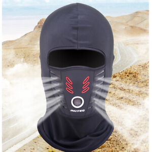 Full Face Cover  Ski Winter Cap Balaclava Hat With Neck Protect Headwear