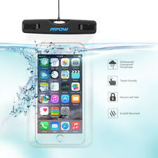 """Mpow® Under Water Proof Dust Proof Dry Pouch Bag Cover Protector For 6"""" Phones"""