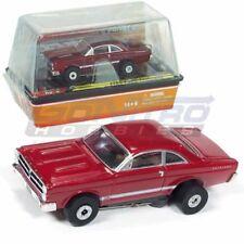 Auto World Thunderjet Ultra G R18 1966 Ford Fairlane Red 1:64 / HO Slot Car
