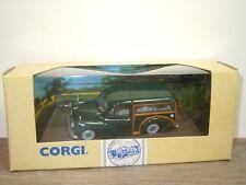 Morris Minor Traveller - Corgi Classic 96870 - 1:43 in Box *35530