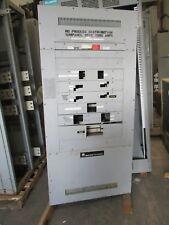 Ge 1200 Amp Main Lug 480 Volt 3 Phase Spectra Panelboard- E355