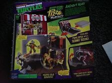 Teenage Mutant Ninja Turtles Pop-Up Pizza Anchovy Alley Playset - New