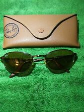 RAY BAN Highstreet RB3023- W3132 -55/00 Brown FRAMES Eyeglasses~RX/ Prescription