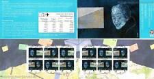 EUROPA CEPT 2008 DER BRIEF - GRÖNLAND 504-05 MARKENHEFT MH gestempelt
