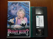 Chi ha ucciso Buddy Blue? (Anthony Addabbo, Kimber Sissons) - VHS ed. Rcs rara