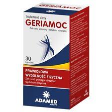 Geriamoc, 30 capsules for seniors