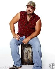 Larry The Cable Guy / Daniel Whitney 8 x 10 / 8x10 GLOSSY Photo Picture Image #2
