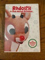 Original Rudolph The Red Nosed Reindeer DVD