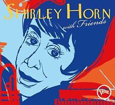 SHIRLEY HORN - SHIRLEY HORN WITH FRIENDS  2 CD NEW+