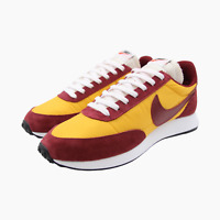 Nike Air Tailwind 79 Mens Trainers UK 9.5 BNIB 487754 701 Gold Red Suede Nylon