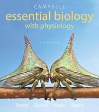 Campbell Essential Biology with Physiology 5th Int'l Edition