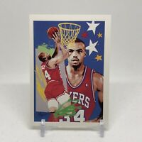 Charles Barkley NBA Hoops 1990 #374 Philadelphia 76ers Pristine Condition