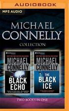 Michael Connelly - Harry Bosch Collection (Books 1 & 2): The Black Echo, the Bla