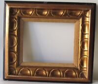 HAND CARVED  ART & CRAFTS GILDED FRAME FOR PAINTING  10 X 8 Inch