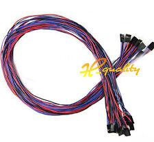 2PCS 70cm 4Pin Cable set Female-Female Jumper Line Arduino 3D Printer Reprap