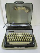 Vintage Adler J4 Portable Manual Typewriter