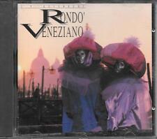 """GIAMPIERO REVERBERI - RARO CD FUORI CATALOGO 1992 """" RONDO' VENEZIANO """""""