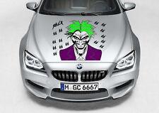 JOKER BATMAN DECAL VINYL GRAPHIC HOOD CAR TRUCK