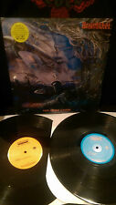 BRAINTICKET - Past Present & Future Vinyl 2-LP Set (KrautRock)Psych Space Rock