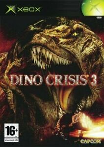 Xbox - Dino Crisis 3 - Same Day Dispatched - Boxed - VGC
