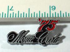 1975 Monte Carlo Pin , (Auto Pins)