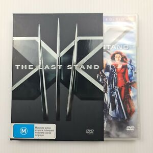 X-Men 3 - The Last Stand - DVD 2-Disc Set - R4 PAL - FREE TRACKED POSTAGE