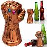 Creative Thanos Infinity Gauntlet Glove Bottle Opener Soda Beer Cap Opening Tool