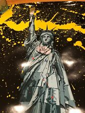 Liberty by Mr. Brainwash Art Print 2010