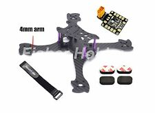 Mark1 210 210mm FPV Drone X Quadcopte carbon fiber frame w/ 4mm arm For GEPRC