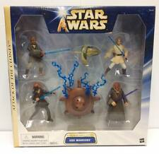 Star Wars Attack Of The Clones Jedi Warriors 4 figure pack