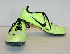 Nike Zoom Rival S Racing Sprint Neon Track & Field Men's Cleats Running Shoes 10