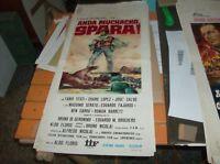 Anda Muchacho, Konfetti Plakat Original 1971 Fabio Texte