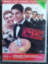 American Pie - The wedding - Re Cut & Ruder - DVD # 1052