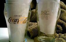 NEW 1966 COCA COLA SOMERSWORTH 50TH ANNIVERSARY 8 PIECES 6 OZ TUMBLER GLASSES