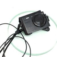 SONY Cyber-shot DSC-WX300 Digital Camera - Black WITH CABLE TESTED #256