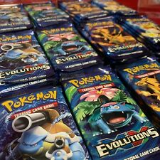 Pokemon XY Evolutions Booster Box Pack Packs 36 Factory Sealed English TCG CCG