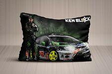 New Ken Block Skull Pillow Case 20x30 Twin Side