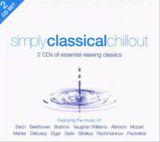 Various - Simply Classical Chillout (2cd)