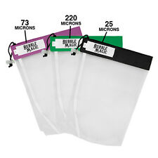 Bubble Magic All Mesh 5 Gallon Extraction Bags 3 Bag Set SAVE $$ W/ BAY HYDRO $$