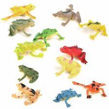 Small Plastic Frog Realistic Simulation Decoration Children's Miniature Toys