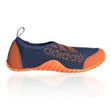 adidas Boys Terrex Kurobe Water Slippers Blue Orange Sports Outdoors Breathable