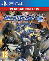 EDF Earth Defense Force 4.1 Jeu Sony Playstation 4 PS4 Neuf Version française
