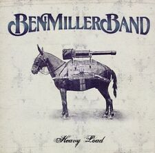 Heavy Load by Ben Miller Band Audio CD