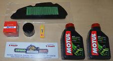 Kit Tagliando Honda SH 300 IE Filtro Aria FIltro Olio Candela NGK 2 litri Motul