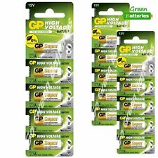 15 x GP A23 12V Alkanline Batteries MN21 23A LRV08 K23A Door Bell Chime Ligher
