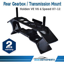 Rear Transmission Gearbox Mount for Holden Commodore VE WM V6 Automatic 4 Speed