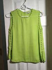 Women Shirt - Lime - Size Small